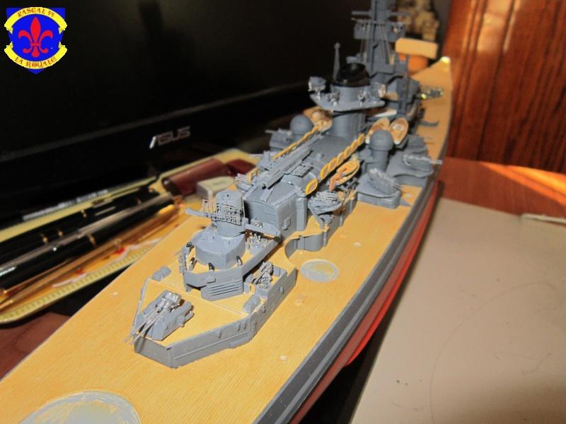 Croiseur de bataille Scharnhorst  au 1/350 de dragon - Page 7 796928IMG1385L