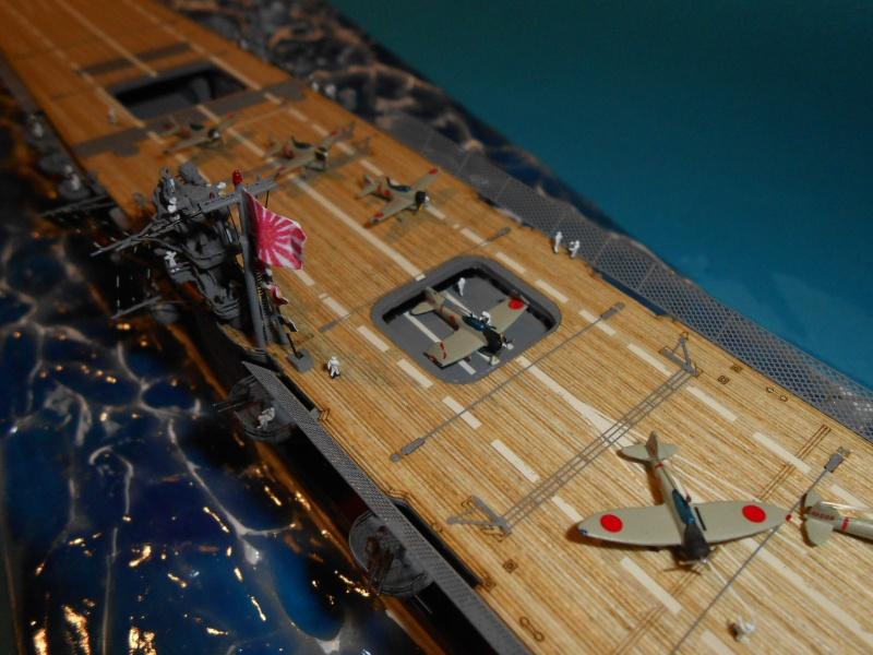 Akagi hasegawa 1/700 PE/pont en bois /babiolles 798062aka700fini052