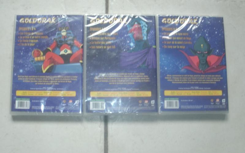 Goldorak - Collection DVD (Vente à l'unité) 798227GEDC1877