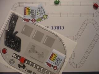 Slot Racing - jeu de circuit 24 799215P1100084