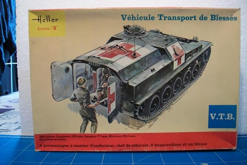 AMX 13 VTB - (Réf. L787) 1/35 799534VTB000