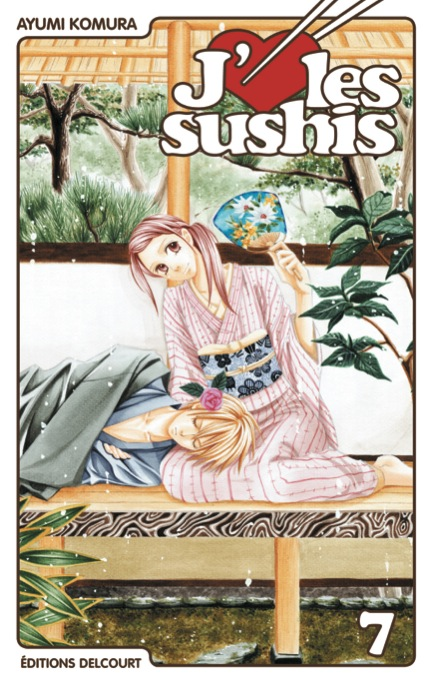 [MANGA] J'♥ les Sushis (Mixed Vegetables) 799897jaimelessushis7delcourt