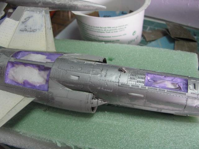 DUO: F-104N (NASA) + F-104G (BAF) Hazegawa 1/48  800058IMG5443