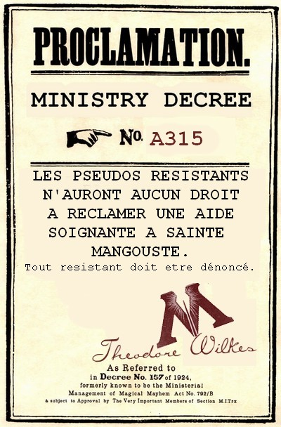 Décrets du ministère de la Magie 800796decret7