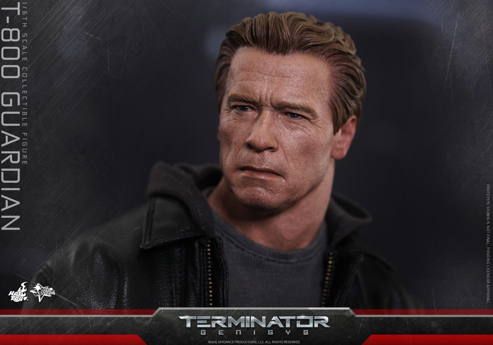 HOT TOYS - Terminator Genisys - T-800 Guardian 801101113