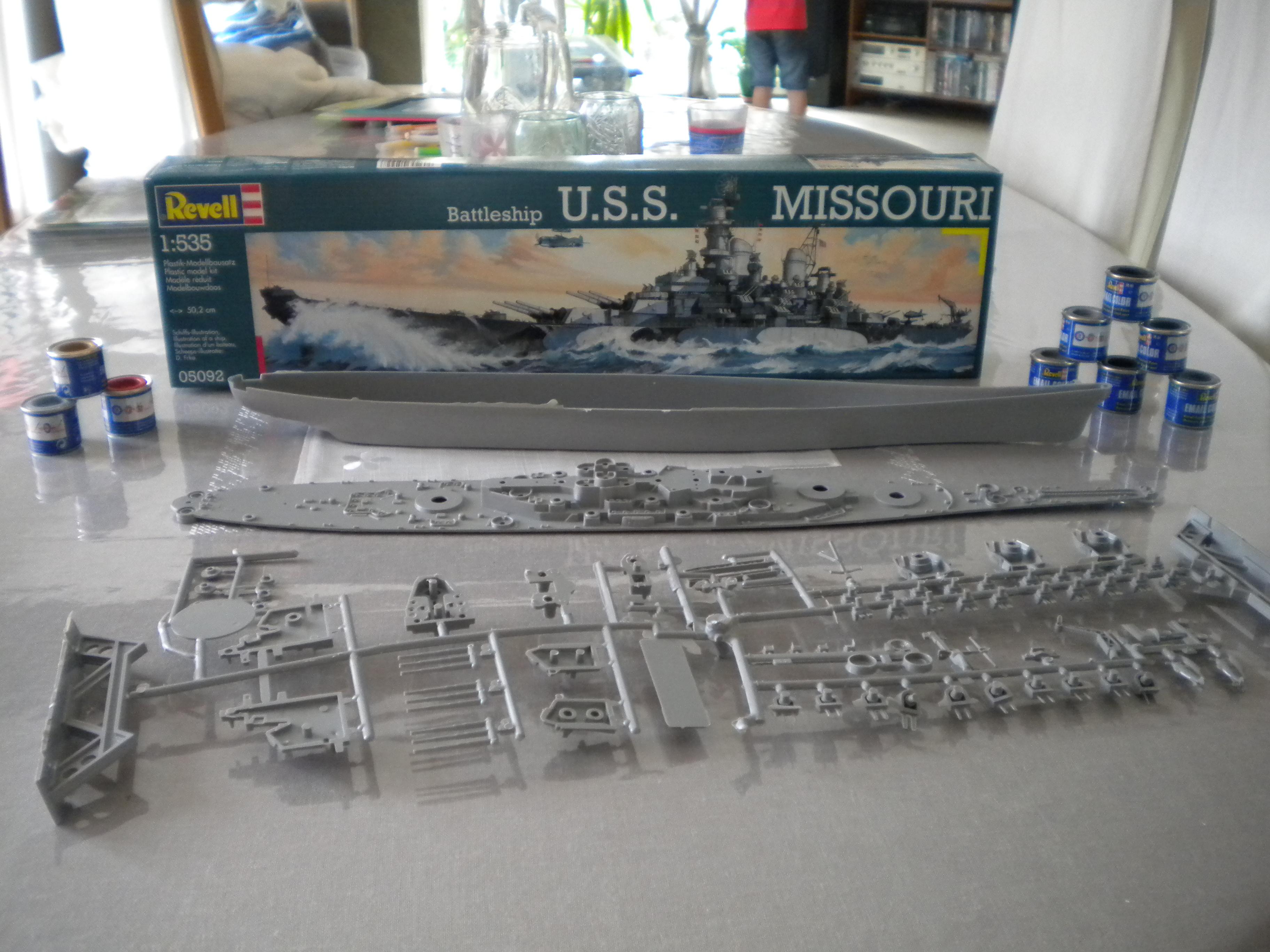U.S.S MISSOURI 802521DSCN6440
