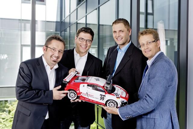 Audi lance l'Audi Autonomous Driving Cup 803079AU150173large