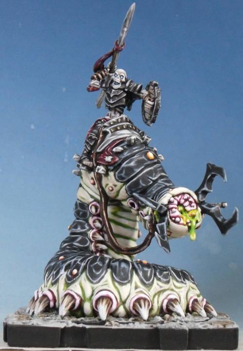 Peinture de mon armée de Mort-Vivants 803086Lancier01face
