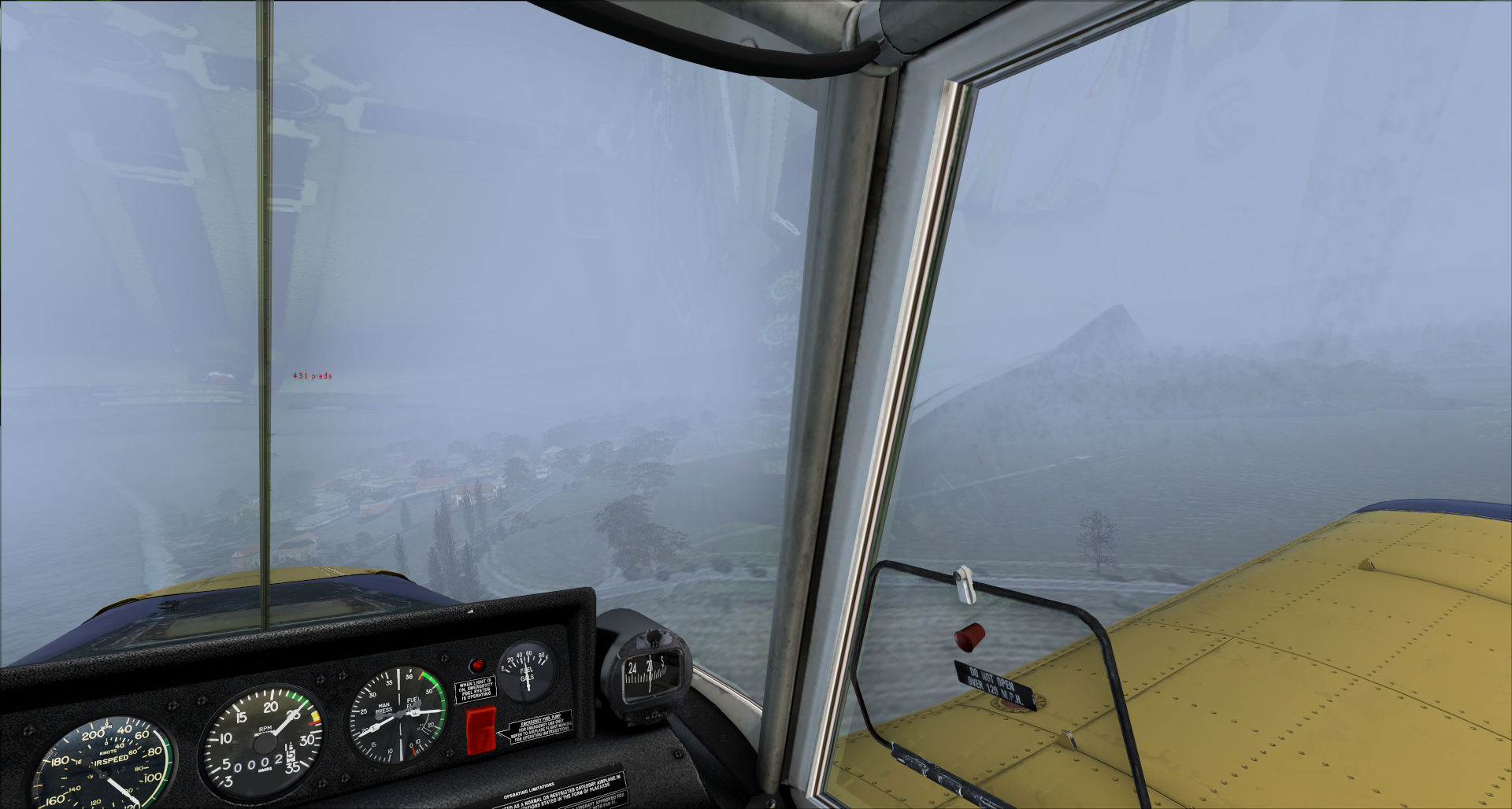 L'Australie et son brouillard 803546201436152128553