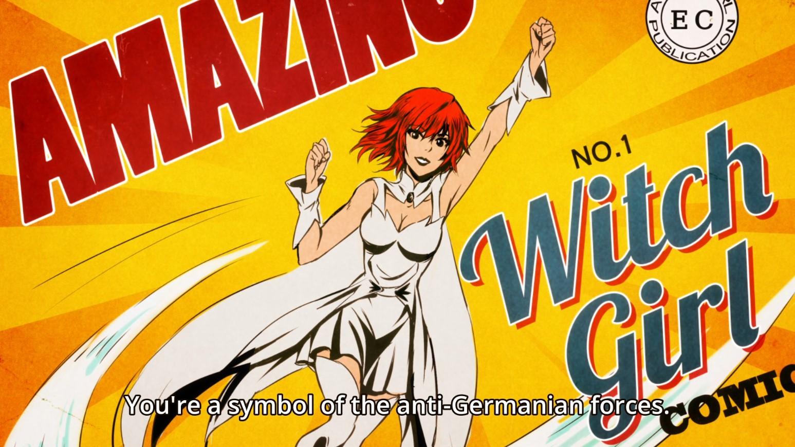 [2.0] Caméos et clins d'oeil dans les anime et mangas!  - Page 9 804029HorribleSubsShuumatsunoIzetta091080pmkvsnapshot032920161126201939