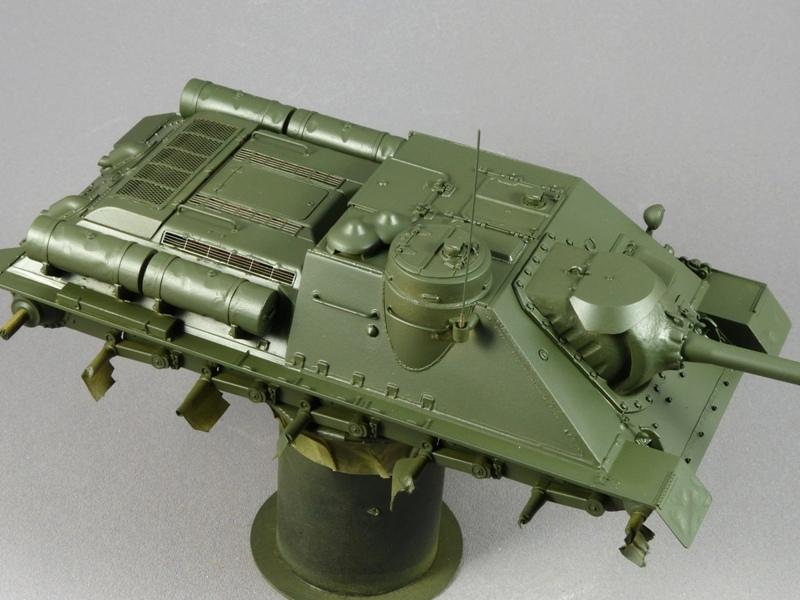 SU-100 - DRAGON 1/35 - Page 2 804064P1020852