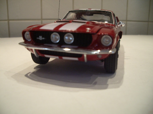 mustang shelby 350 GT 1967  au 1/25 de chez AMT/ERTL  804333IMGP1043