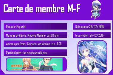 émue - Commande de cartes de membre - contribution de Miss M-F 2016 - Page 4 804788CarteEsgarial