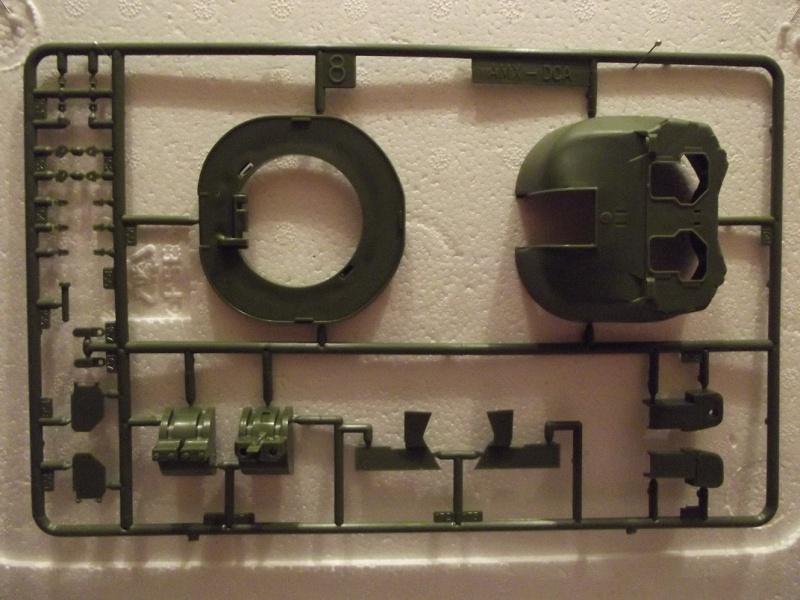 AMX 30 DCA - (Réf. L811) 1/35 805076HellerAMX30DCA811021