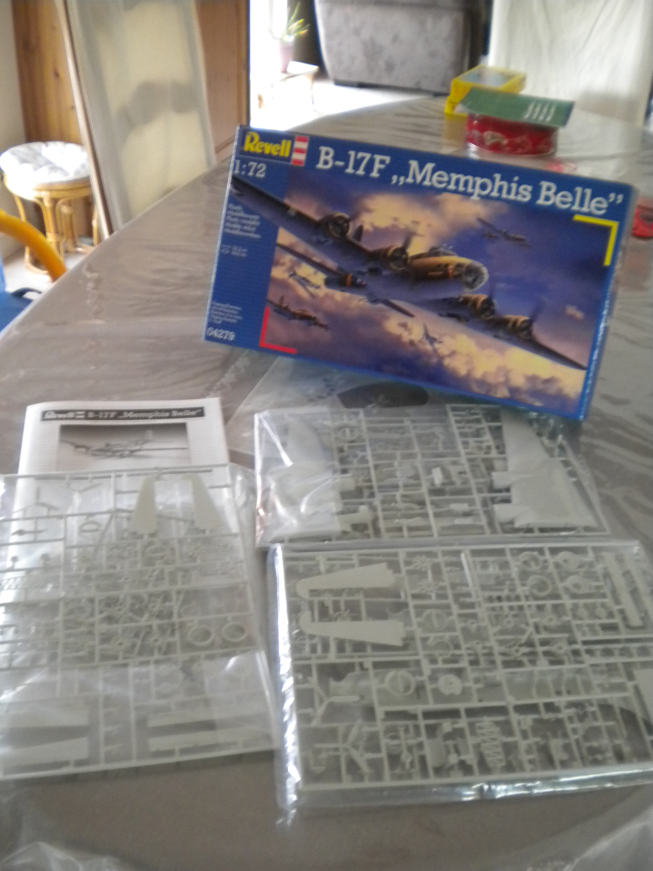 B-17F MEMPHIS BELLE  805476DSCN7534
