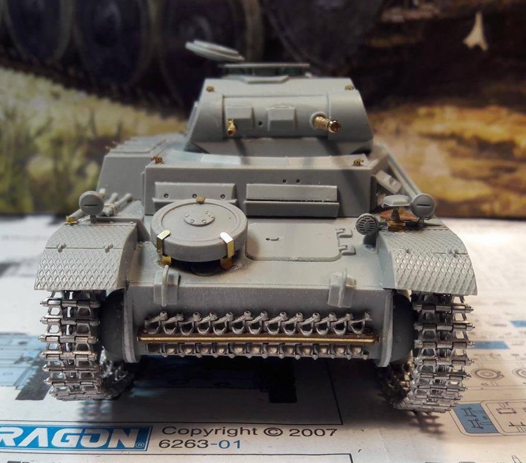 Pz.Kpfw.II Ausf.F - Kharkov 1/35 - Page 3 805956BuildStep5B