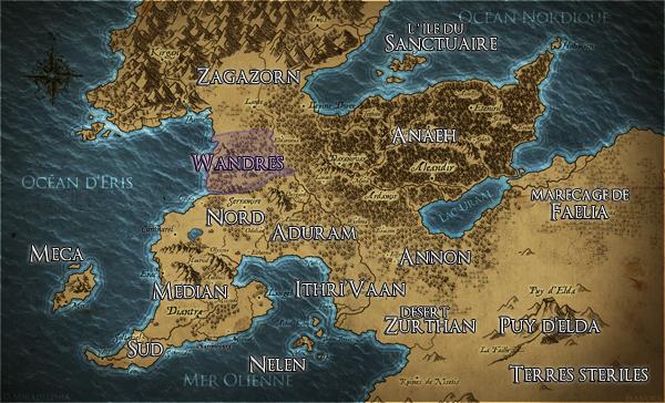 Carte de Miradelphia