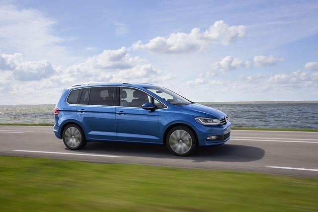 Le nouveau Touran obtient la note maximale de 5 étoiles Euro NCAP 806302thddb2015au01083large