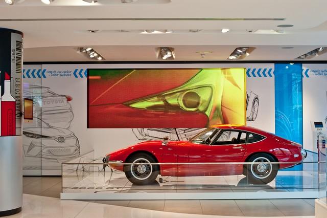 """Le """"Creative Design"""" À L'honneur Au Rendez-Vous Toyota 806506OSO9068"""