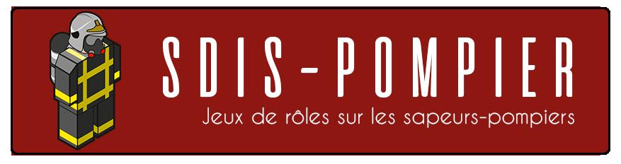 SDIS-POMPIER