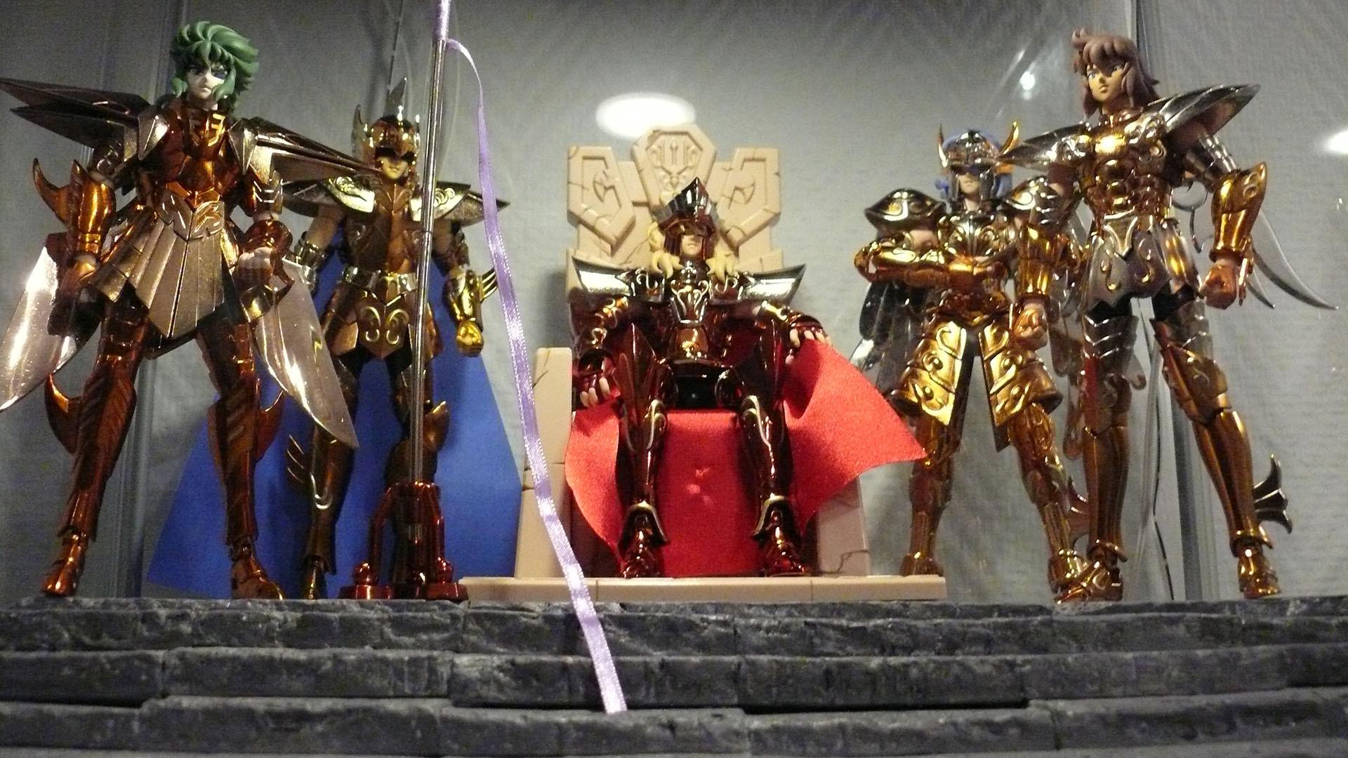 Figurines Saint Seiya (Chevaliers du Zodiaque) 807241POSEIDON4