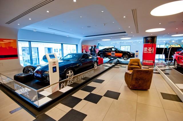 """Le """"Creative Design"""" À L'honneur Au Rendez-Vous Toyota 807526OSO8999"""
