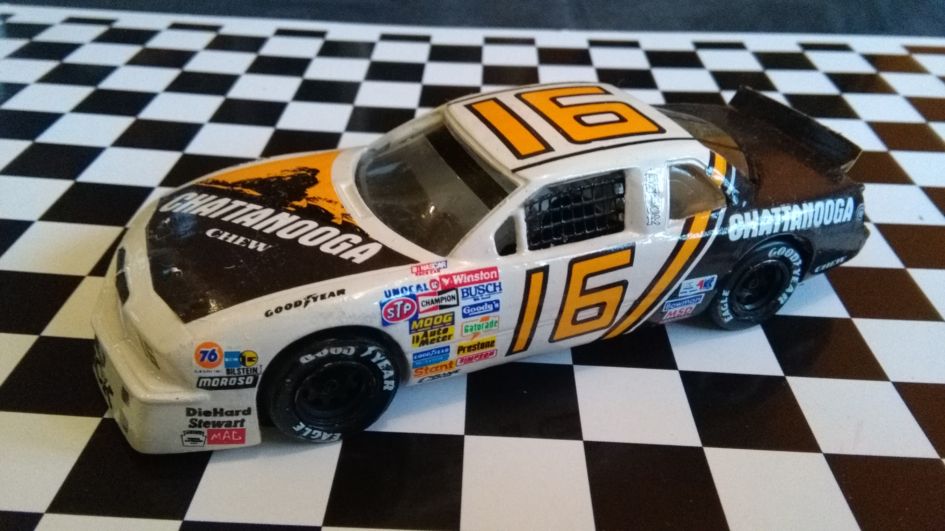 Buick Regal Chattanooga starter 1/43 (not me) 808304IMG20170211141404