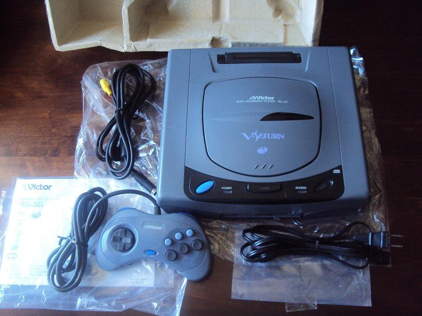"Game room Sega Saturn ^-^"" 808467DSC04633"