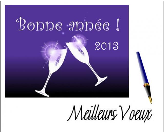 - Présentation Vœux 2013 - 808780Voeux2013