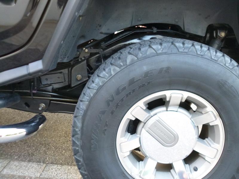 HUMMER H2 V8 6,2L Luxury 2008  (RUN) 808794P1040118