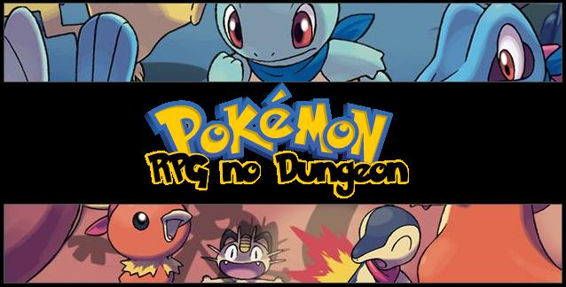 Pokemon RPG no Dungeon
