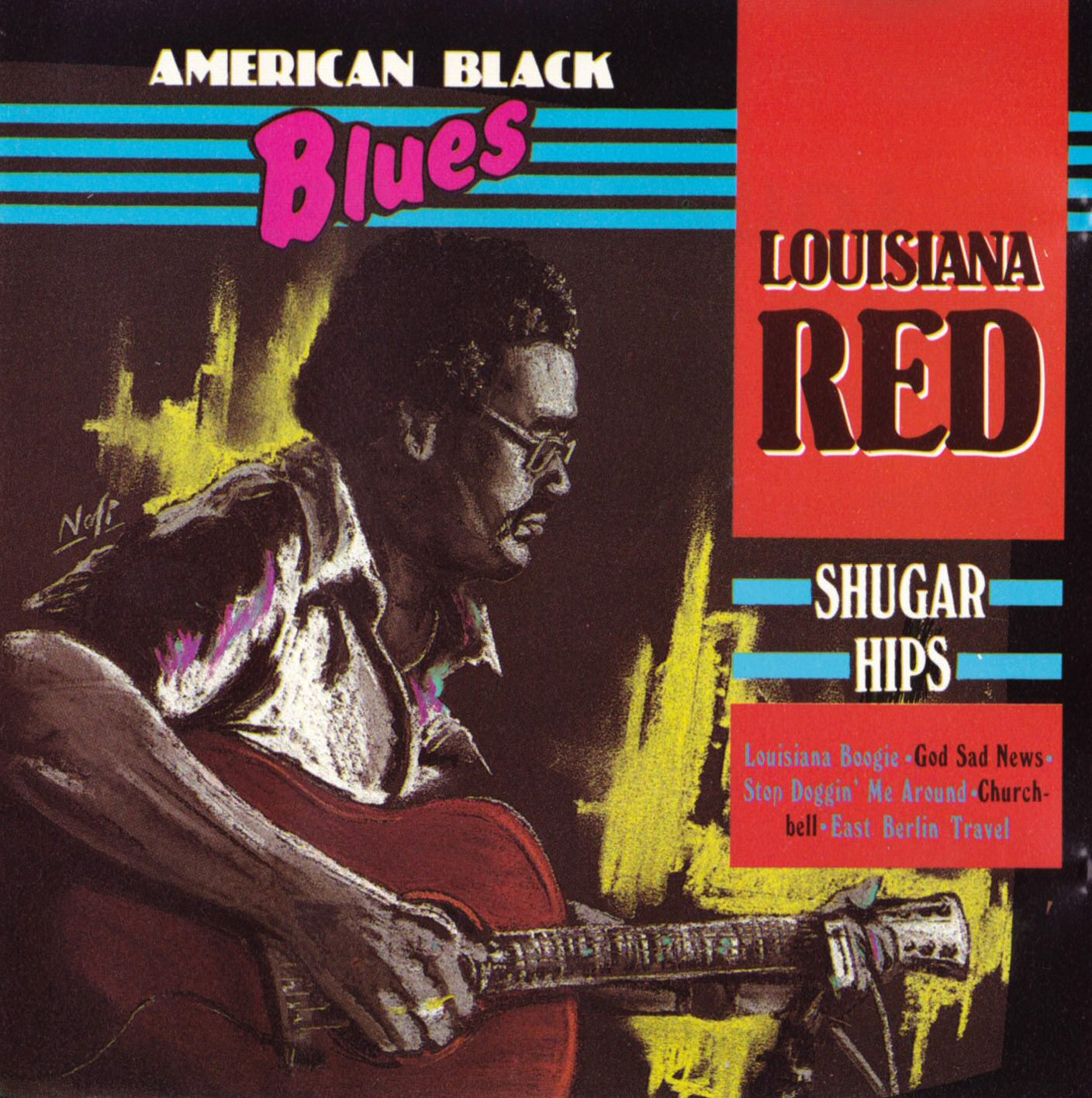 Louisiana Red - Page 2 809738Front