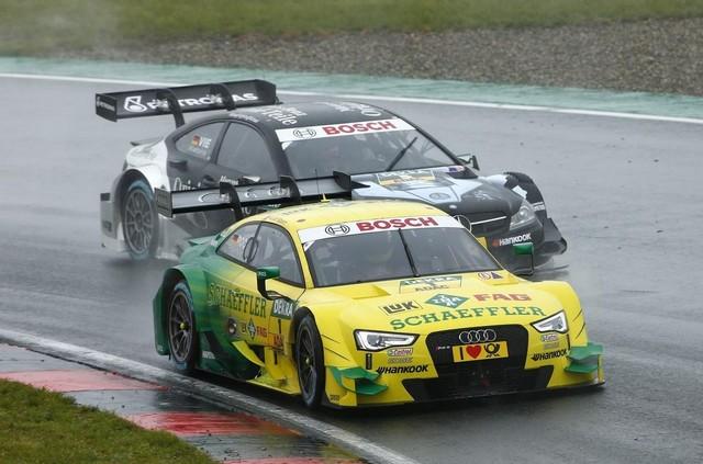 Audi prend la tête du DTM 810130audimotorsport1405183051