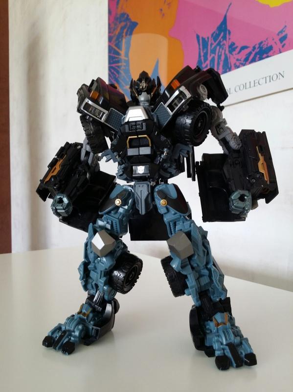 """red360 collec"""": War Machine MKII Diecast Hot Toys 811019201407111618161"""