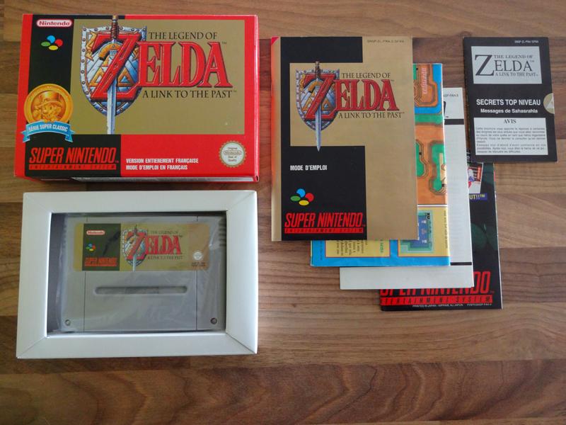 Prupru's Collection ! 100% Super Nintendo et 200% Super Comboy !! - Page 19 811657TheLegendofZeldaALinktothePastEditionSrieSuperClassic