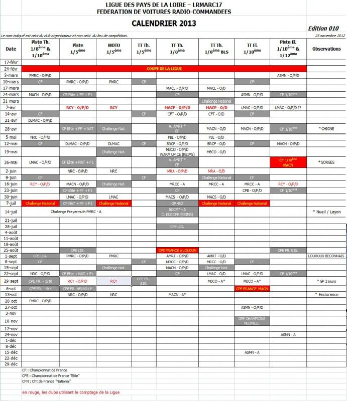 Notre course de ligue 2013 811692calendrier2013