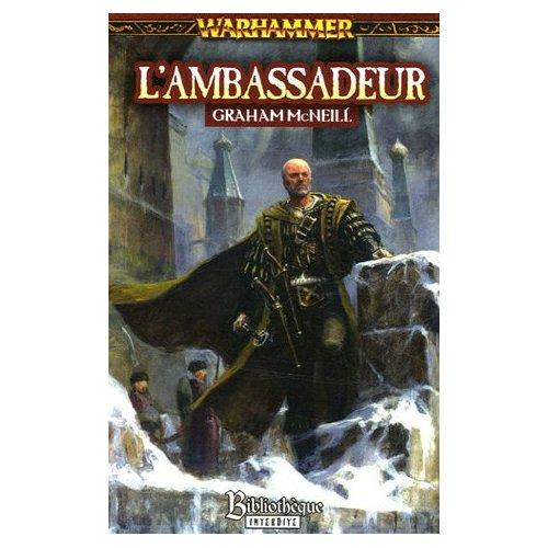 Graham McNeil et Warhammer 811696Ambassadeur