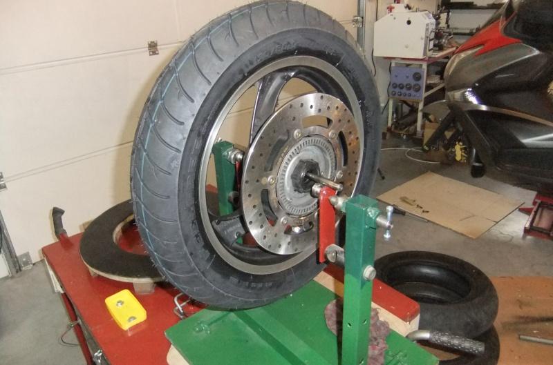 Quatre roulements dans ma roue AV 812363DSCF7898