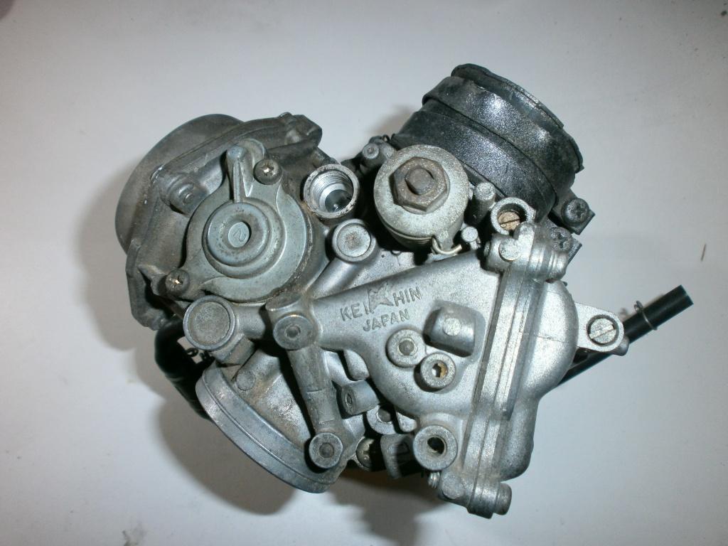 Nettoyage carburateurs de transalp 600 812391P1270003