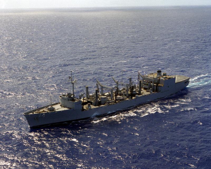 USN CROISEUR LOURD USS WICHITA 812729USSWichitaAOR1