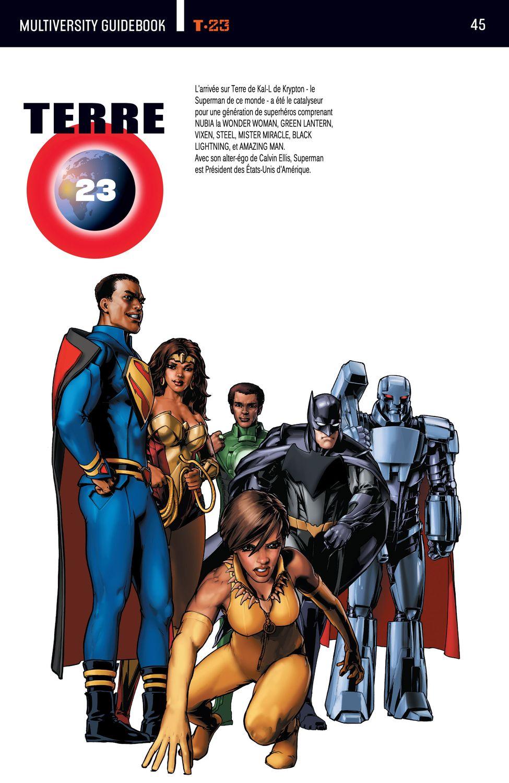 [ZOOM] Le Multivers et les Terres de DC 8136180047ComicsReadercom