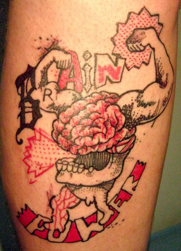 c'est quoi votre tatouage a vous - Page 4 814595BrainPowerfinish