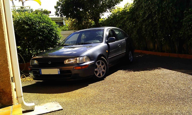 Ma Toyota Corolla Liftback 1993 815167IMAG0145f