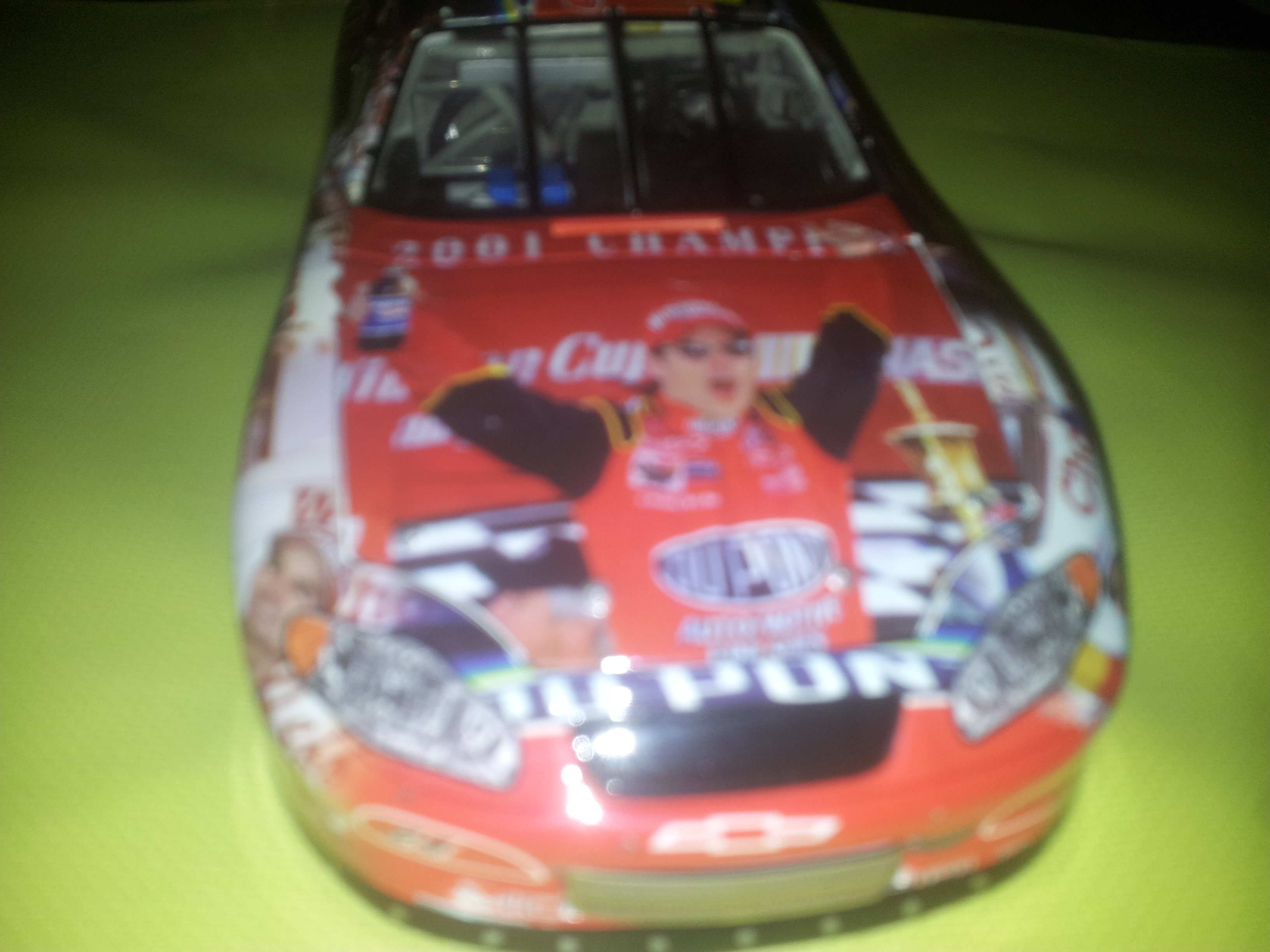 Nascar & Jeff Gordon's tribute 81654120150212110319