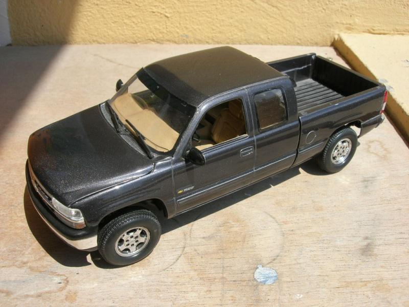 """Chevy Silverado'99 """"off road look"""" 816559DSCN9789"""