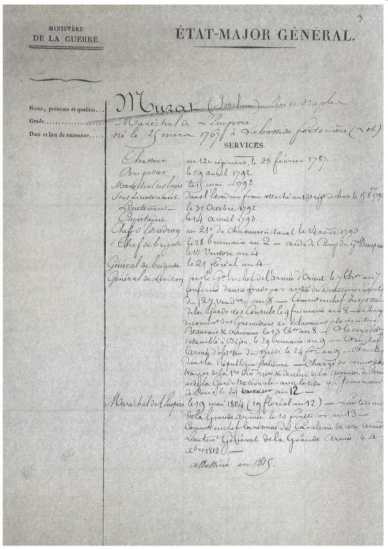 Joachim Murat : chasseur - général et Roi 816788murat_1