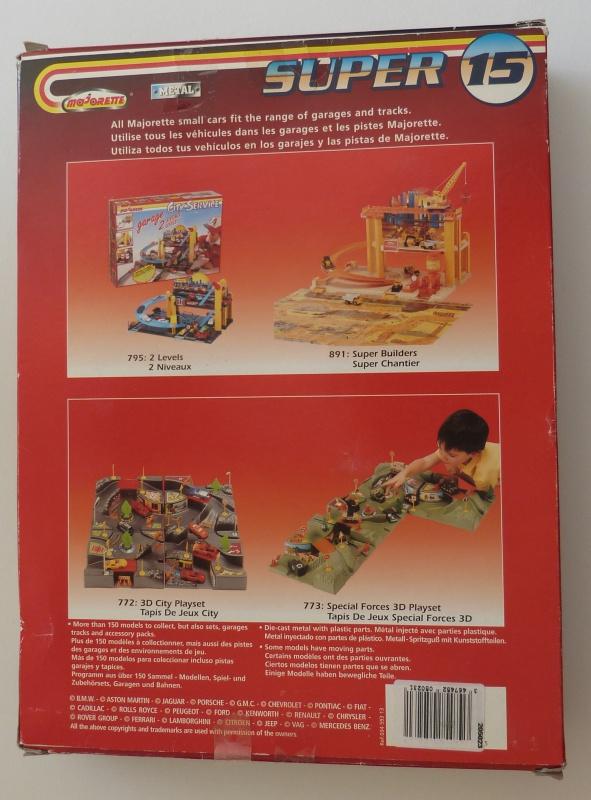 Pack Super 15 817277P1070227