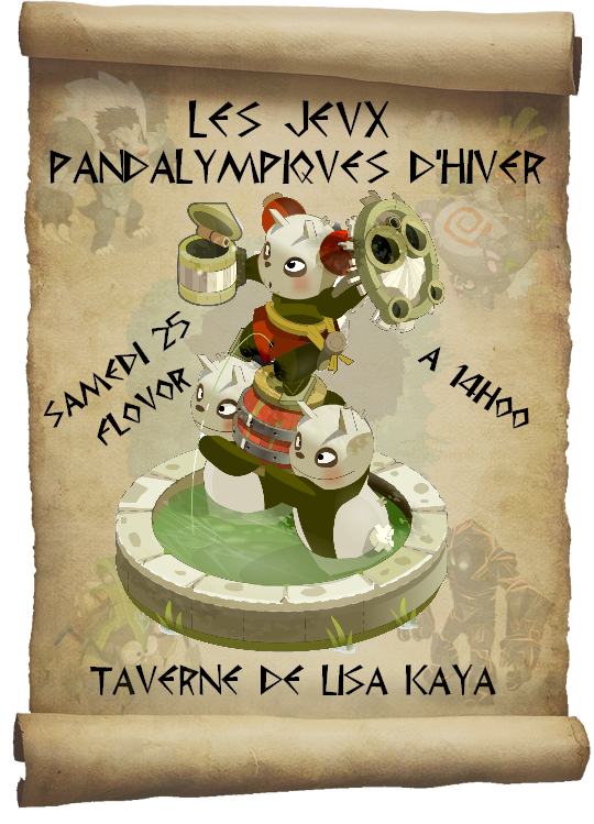 [Flovor 642] Les Jeux Pandalympiques d'Hiver !  817670pandalahiver