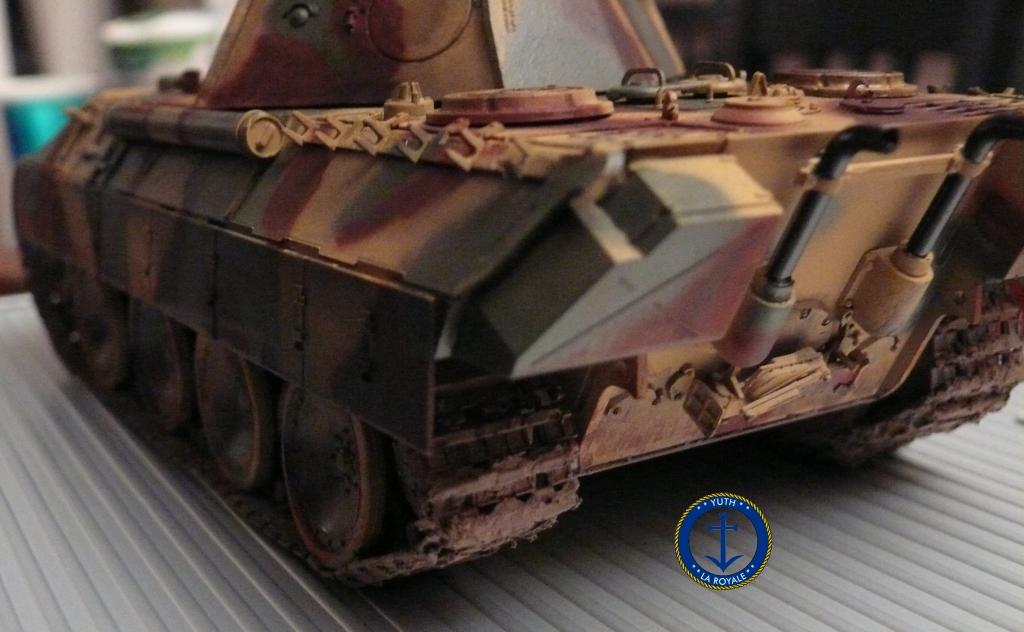 Panzerkampfwagen Panzer V Panther Ausf D. - Page 5 818115panther28