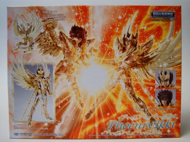 Phoenix no Ikki God Cloth ~ORIGINAL COLOR EDITION~ 818271DSC02815